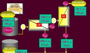 Las tecnologías de elaboración de vinos con bajo nivel de etanol