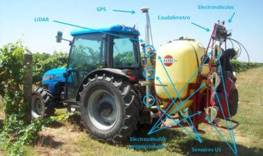 Tratamientos fitosanitarios en viña: nuevas tecnologías para un proceso más seguro y sostenible