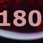 Ciento ochenta [180]
