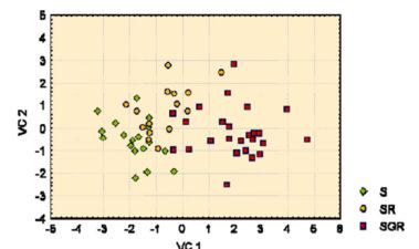 Polifenoles y volátiles en la caracterización analítica del brandy de Jerez