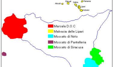 Vinos dulces sicilianos